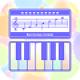 【PianoNotesFun】音符学習アプリ。