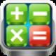 【電卓HD】計算履歴が残る電卓アプリ。