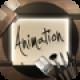【Animation Desk™ Premium】パラパラ漫画の要領で手書きアニメーションを作成できるアプリ。