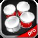 【Z-DrumsPro】演奏できるバーチャル・ドラムアプリ。