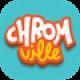 【Chromville】AR〔拡張現実〕でぬりえが立体になるアプリ。