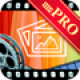 【PhotoSlideshowDirectorHDPro】写真から簡単にPVのような動画が作成できるアプリ。