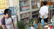 9月:第四回生け花教室(毎月1回)