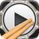 【VirtualDrumming】曲に合わせて演奏できるバーチャル・ドラムアプリ。