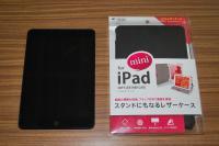 iPad mini用ケース【サンワサプライ PDA-IPAD46BK】