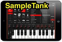 高性能なソフト音源【SampleTank】