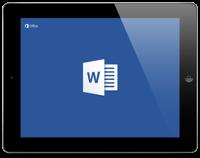 Microsoft Word for iOS
