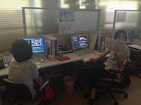 ICT授業支援員は初めての受講です。