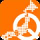 【あそんでまなべる日本地図クイズ】遊びながら都道府県や県庁所在地を覚えることができるアプリ。