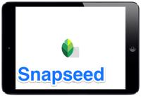 【Snapseed】直感的に使える写真編集アプリ。