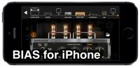 【BIAS for iPhone】超本格的なアンプシミュレーターアプリ。