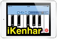 鍵盤ハーモニカアプリ 【iKenhar】