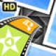 【iMV】カメラロールの写真やビデオから簡単にミュージックビデオを作れるアプリ。