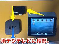 【Toaster PRO】で AirPlay ミラーリング